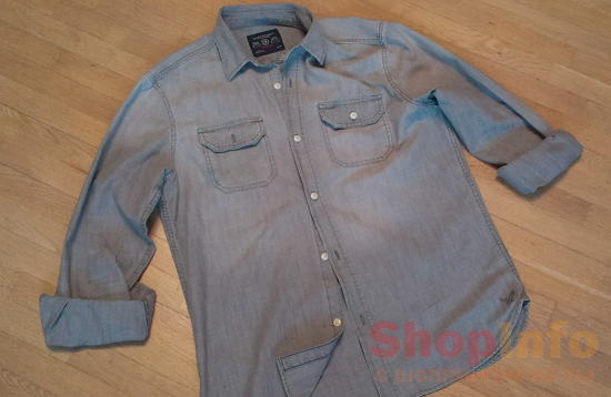 AE Chambray Workwear Shirt_ ShopInfo.
