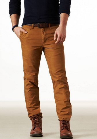 AE ORIGINAL STRAIGHT KHAKI.