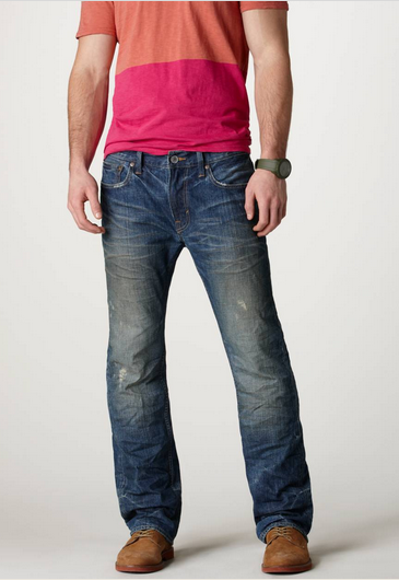 American Eagle ORIGINAL BOOT JEAN.
