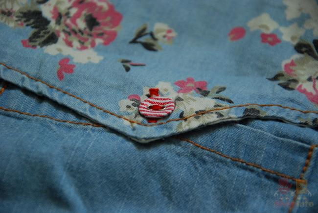 Джинсовая рубашка Aliexpress (2).