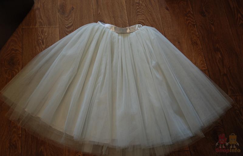 фатиновая юбка.
