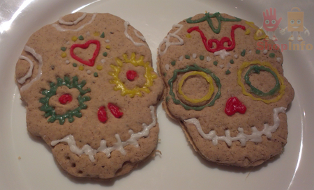 Fred and Friends Sweet Spirits Cookie Stamps.