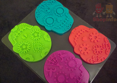 Fred and Friends Sweet Spirits Cookie Stamps_1.
