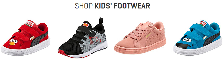 PUMA® Kids Shoes  Clothing  Gear for Boys and Girls all ages2.