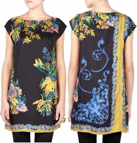Tibi-Baroque-Scarf-Shift-Dress.