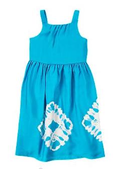 Tie Dye Dress at Crazy 8.