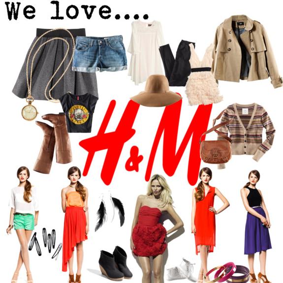 we love hm.